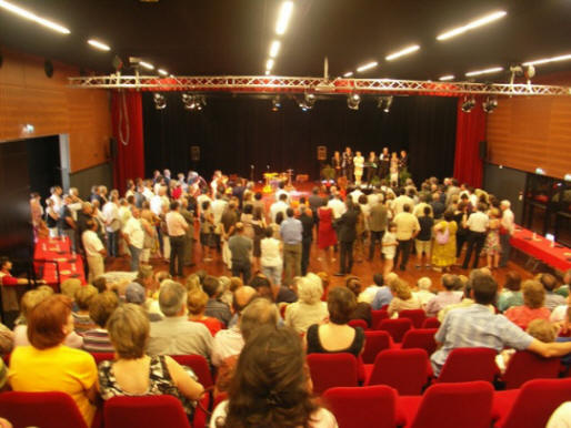 salle spectacle boisseuil 87
